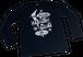 GUNZ 長袖Tシャツ ブラック 2