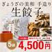 ぎょうざの美和 生餃子 5袋(20個入x5)