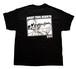 MINDWEAPON × ANGRY FROG REBIRTH T-shirts Black