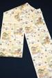 袋帯 西陣織 色紙桜花文