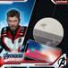 InfoThink ワイヤレス充電パッド MARVEL アベンジャーズ エンドゲーム Qi(チー)ワイヤレス マイティ・ソー iWCQ-100(M)Thor