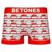 【BETONES】BABAROBA RED / ババロア ロバ ビトーンズ メンズ ボクサー パンツ