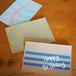 シルクスクリーンポストカードセット (B) / Original screen printed Card Set B