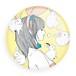[缶バッジ] Rabbit Girl
