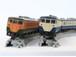 R066 PCトラック カント付レール R195-30°(6本入)