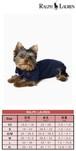 犬服(ドッグウェア)RALPH LAUREN ラルフ Classic Dog Polo