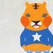 【PORORI CARD】TORA