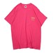 LEAF LOGO S/S TEE(PINK)[TH8A-SS1]