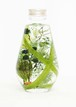ハーバリウム【green】(雫型ボトル)