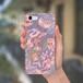 スマホケース(iPhone & Android)草っこ / 色:ライトピンク