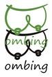 bombing logo (A) グリーン ( Tシャツ )