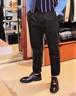 GERMANO 2Pleats Beltless Pants