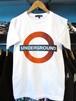 S/STシャツ LONDON UNDERGROUND