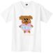 【桜庭るり選べるアバターシリーズ】ぷーどるーたん スリムTシャツ【全40色!!】