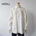 HERILL/ヘリル・suvin reguler collar