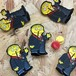 "THUMBS""Ralph x Harry Potter Pin Badge"""
