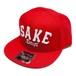 【CAP】SAKE Days / レッド