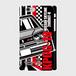 ノスタルジックカー・ハコスカGT-R 側表面印刷スマホケース iPhone6/6s ツヤ有り(コート)