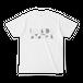ロゴ Tシャツ (white)