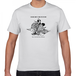 在原業平 平安京 貴族 歌人 歴史人物Tシャツ010