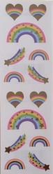Starry Rainbows