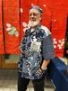 Kimono aloha shirts 着物アロハシャツ crazy No.1