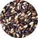 農薬不使用 古代米 黒米 1kg