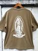 『Barrier』T-shirt (beige)