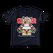 <ネイビーTシャツ 両面>かがみーちゃん餅