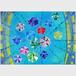 「色水のじかん」タペストリー