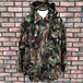 1960s-70s Swiss Army Alpenflage Camo Snipers Combat Jacket 56