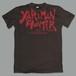 映画『YARIMAN HUNTER』ロゴTシャツ(Black)