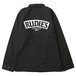 RUDIE'S / ルーディーズ | SLICK COACH JACKET - Black