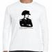 ナポレオン・ボナパルト フランス 皇帝 歴史人物ロングTシャツ083