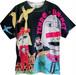 JIM-NET × TENBO 「幸せの方舟」ドライTシャツ 黒