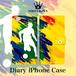 iPhone7 対応 手帳型スマホケース【デザイン48:ドリブルシルエットクラウン】
