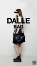 DALLE,  gcc monsters musette bag