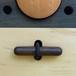 〘郵送〠〙【木のラジオ アクセサリー】IKONO++のバックスペース留具