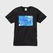 「心のありか」メンズVネックTシャツ