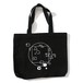 BAL / HUMAN NATURE BOTTLE TOTE(BLACK)