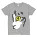 のぞき猫Tシャツ