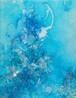 (原画)LIFE XLVIII (48) -BLUE