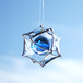 Snow Ball - BLU ( 3D サンキャッチャー )