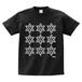 ERICH / NINTH HEXAGRAM T-SHIRT BLACK