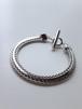 Braid bracelet (ブレイドブレスレット)