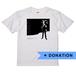 SAVE THE ZONE-B TシャツC + DONATION