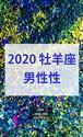2020 牡羊座(3/20-4/18)【男性性エネルギー】
