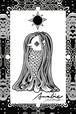 Amabie Sticker - アマビエ護符 - 3枚セット