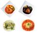 気仙沼産メカジキ4種セット(豆鼓煮込み、チリソース、バジルソース、マリナーラ)
