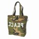 """ANRIVALED by UNRIVALED """"PEACE TOTE"""" CAMO"""